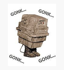 Gonk Droid/Power Droid Photographic Print