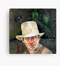 Indiana Jones. Canvas Print