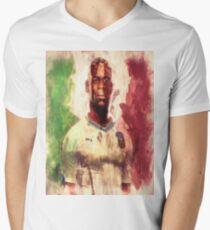 Mario Balotelli Men's V-Neck T-Shirt