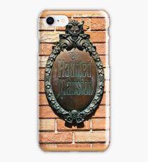 Haunted Mansion iPhone Case/Skin