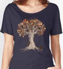 Little Visitors Women's Relaxed Fit T-Shirt