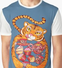 The Tiger Who Came To Tee Graphic T-Shirt