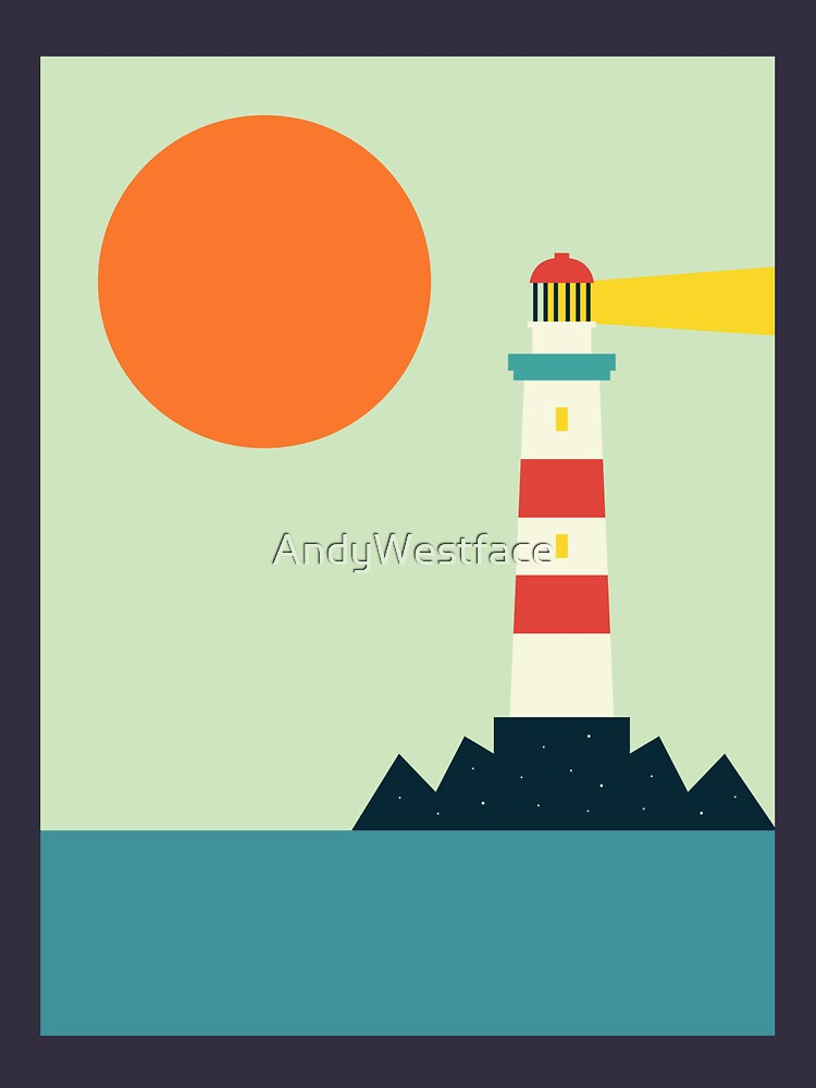 Lighthouse by AndyWestface
