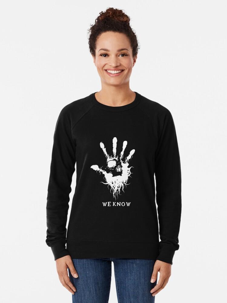 Alternate view of Dark Brotherhood Lightweight Sweatshirt