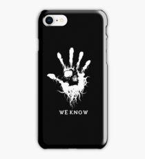 Dark Brotherhood iPhone 8 Case