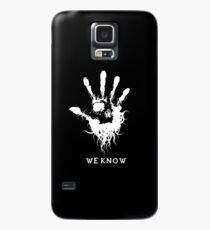 Dark Brotherhood Case/Skin for Samsung Galaxy
