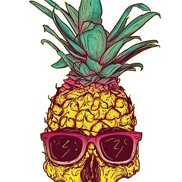 Pineapple by Ebolhayam66