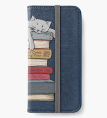 How to Chill Like a Cat iPhone Wallet/Case/Skin