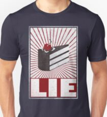 We want the truth! T-Shirt