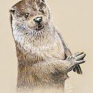 Otterly Fabulous, Dahling! by Paul-M-W