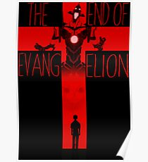 End of Evangelion Poster