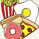 Belly Fat  by AlexDaffara