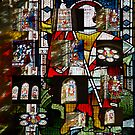 """""""Stained Glass collage"""" by technochick"""