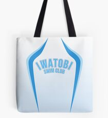 Iwatobi Swim Club - Plain 2 Tote Bag