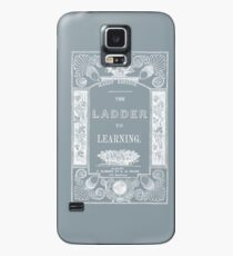 Vintage Ladder to Learning Case/Skin for Samsung Galaxy