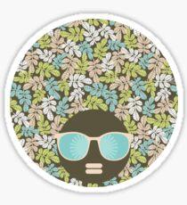 Grass, grass Sticker