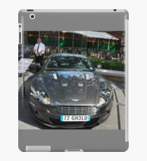 "2006 Aston Martin DBS - James Bond in ""Casino Royale"" iPad Case/Skin"