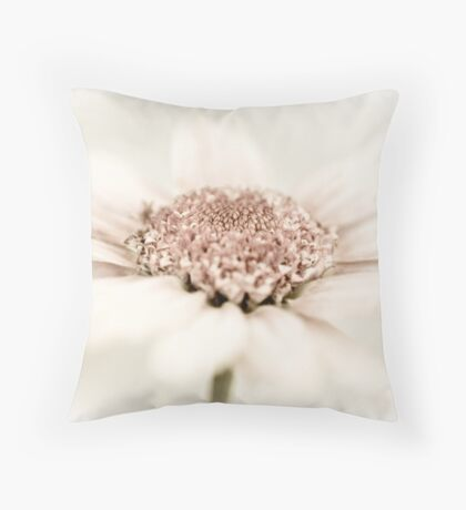 Dreamy Daisy Throw Pillow