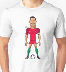 Ronaldo (SuperEuros) Unisex T-Shirt