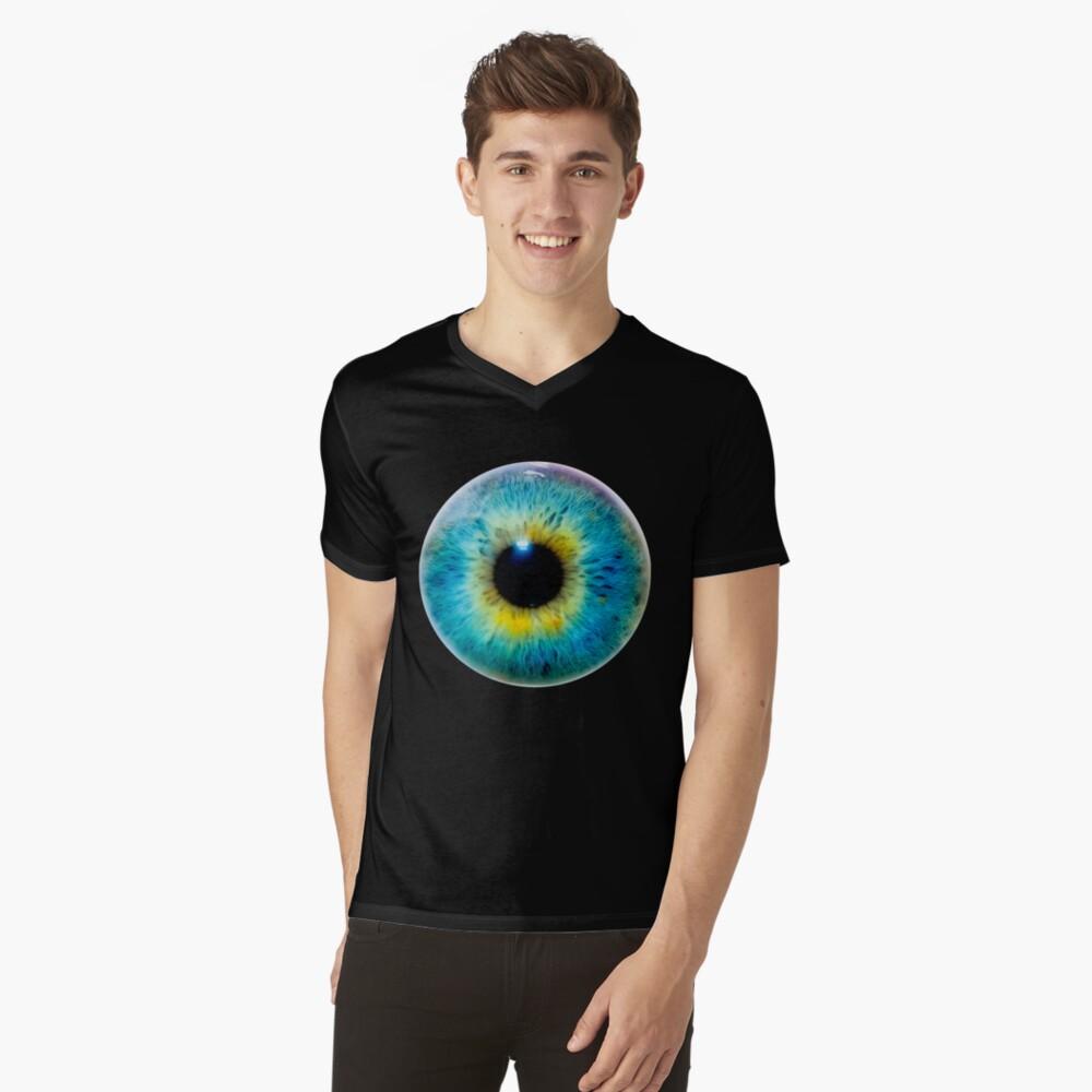 Planet Eye V-Neck T-Shirt