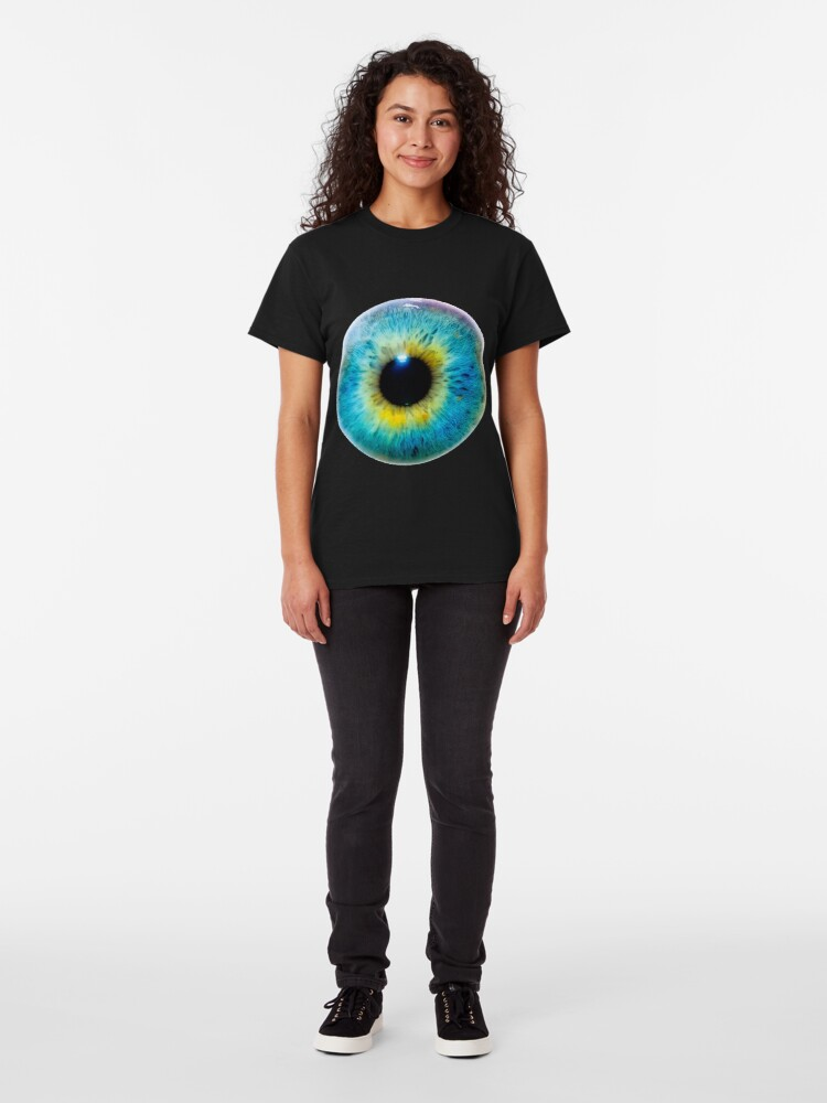 Alternate view of Planet Eye Classic T-Shirt