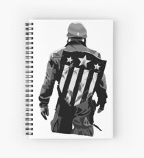 Cap Spiral Notebook