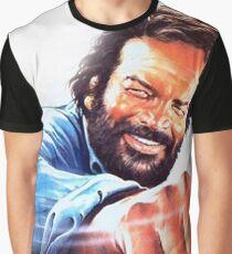 bud Spencer Graphic T-Shirt