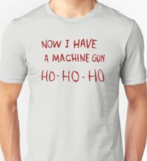 DIE HARD - NOW I HAVE A MACHINE GUN T-Shirt
