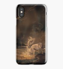 Glowing Lake iPhone Case/Skin