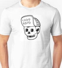 Cabo Rojo Skull Unisex T-Shirt