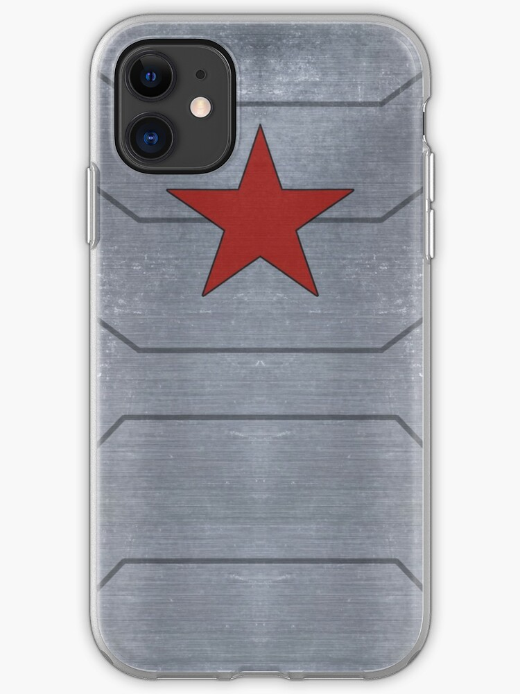 Bucky Barnes Winter Soldier iphone case