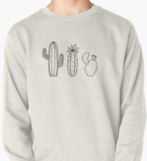 Sudadera sin capucha Cactus Trio
