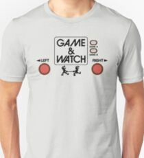 NINTENDO GAME & WATCH T-Shirt