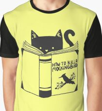 To Kill a Mockingbird - Yellow Graphic T-Shirt