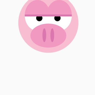 Chill Pig by dejones