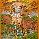 She-Ra, Princess of Power by Al Rio by alrioart