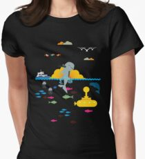 Stop use dolphins as weapons! T-Shirt