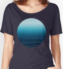 Deep Blue Relaxed Fit T-Shirt