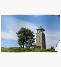 Lookout Tower Poster