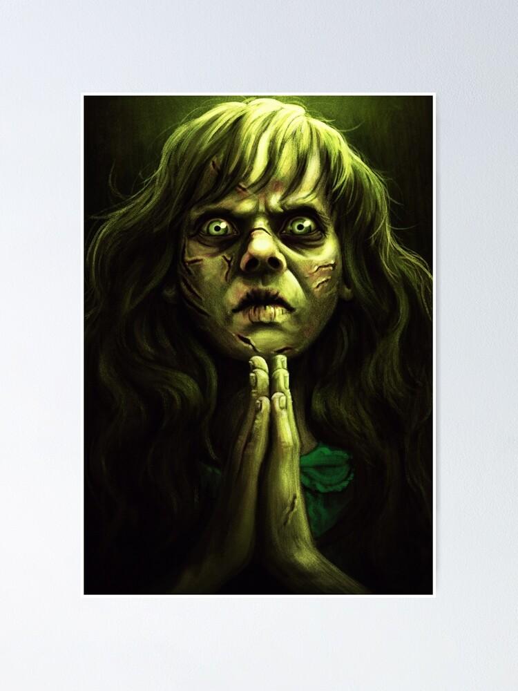 Alternative Ansicht von Ein ausgezeichneter Tag für einen Exorzismus. Poster