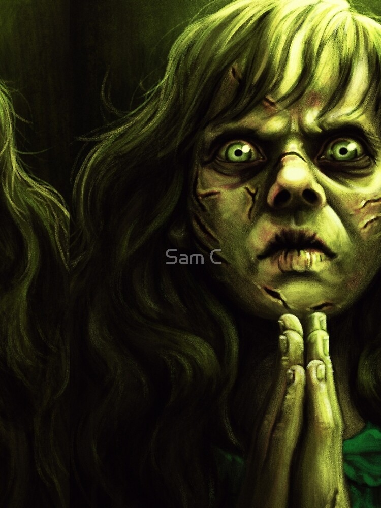 An excellent day for an Exorcism. by samRAW08