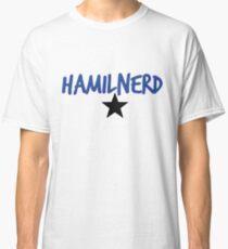 Hamilnerd Star Classic T-Shirt
