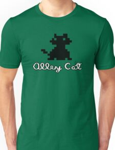 ALLEY CAT - DOS PC GAME Unisex T-Shirt