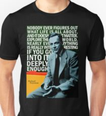 Richard Feynman T-Shirt