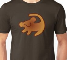 Lion King Mark Unisex T-Shirt