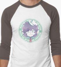 [shirt] miserable expanse of the ocean Men's Baseball ¾ T-Shirt
