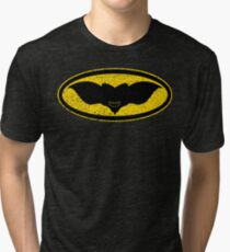 Gotham Gremlin (distressed) Tri-blend T-Shirt