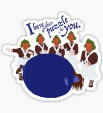 Big Blueberry Sticker