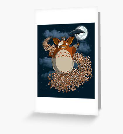 My Mogwai Gizmoro Greeting Card