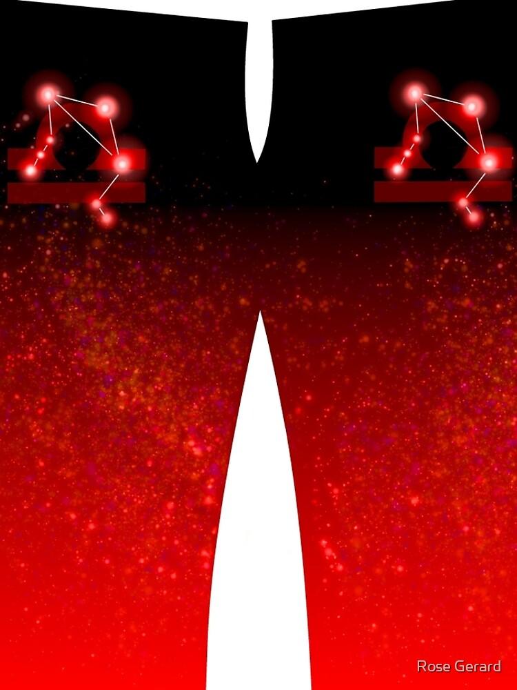 Libra - Red by arkadyrose